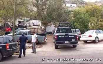 Matan a balazos a padre e hijo en Santa Rosalía - El Sudcaliforniano
