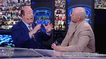 Paul Heyman Has Sexual Analogy About Wrestling Without Crowds - Wrestling Inc.