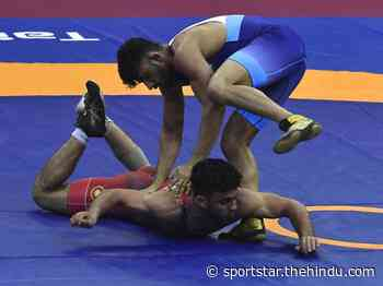 Asian Wrestling: India's Ashu loses in bronze medal play-offs - Sportstar