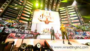 WWE ThunderDome Setup Changed For New Residency - Wrestling Inc.