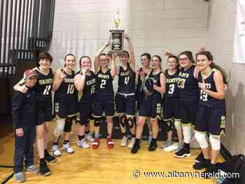 Successful basketball season nets state title for Byne Christian girls, state runner-up finish for boys - The Albany Herald