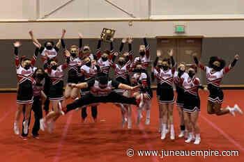 JDHS cheerleaders take state title as season wraps up - Juneau Empire