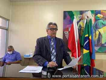 Peninha critica portos que não investem no município de Itaituba - Portal Santarém