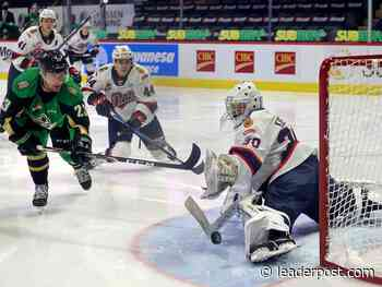 Prince Albert Raiders make short work of Regina Pats - Regina Leader-Post