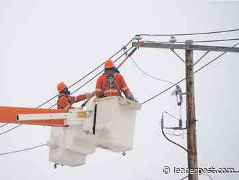 SaskPower to spend $272M to renew aging grid infrastructure - Regina Leader-Post