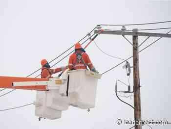 SaskPower to spend $272M to renew aging grid infrastructure - Regina Leader-Post