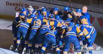 Saskatoon Blades continue to excel in the WHL's Regina hub - Global News
