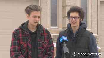 Regina kids reflect on COVID-19 pandemic | Watch News Videos Online - Globalnews.ca