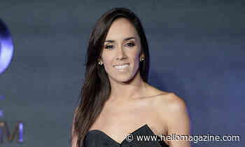 Janette Manrara shares amazing reunion with former Strictly co-star
