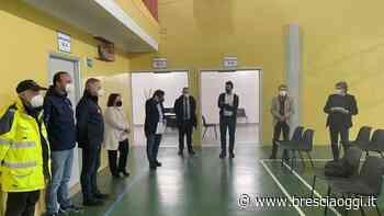Hub Sarezzo, obiettivo 800 dosi - Brescia Oggi