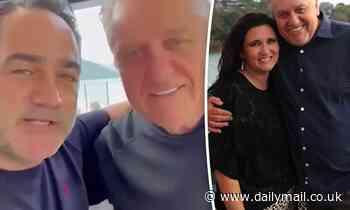 Nova host Michael 'Wippa' Wipfli hilariously CRASHES Ray Hadley's honeymoon
