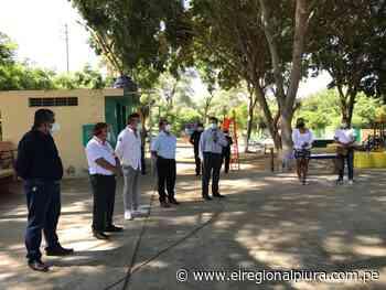 Sullana: inician trabajos complementarios de agua y desagüe e en Marcavelica - El Regional