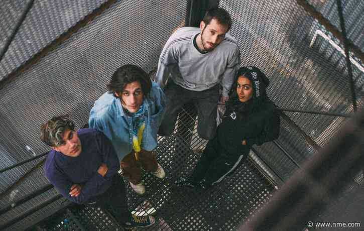 Crumb announce new album 'Ice Melt'