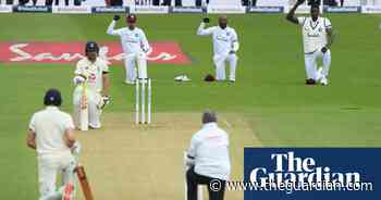 Wisden accuses English cricket of 'raising a finger' to BLM in 2021 edition - The Guardian