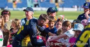 Glamorgan Cricket and Cricket Wales unveil joint - Glamorgan County Cricket