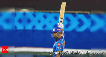 IPL 2021: Suryakumar Yadav feels playing rubber-ball cricket helped him develop trademark flick - Times of India