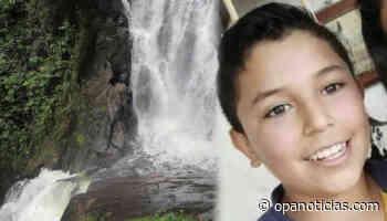 Paseo a la Cascada de la Virgen en Isnos terminó en tragedia; menor de edad murió al caer por un abismo - Opanoticias