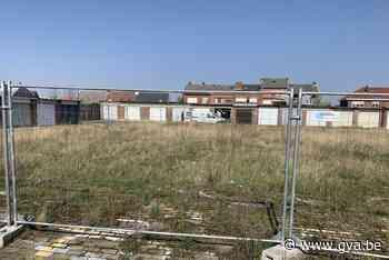 Vroegere brandweerkazerne krijgt invulling met 36 garageboxen - Gazet van Antwerpen