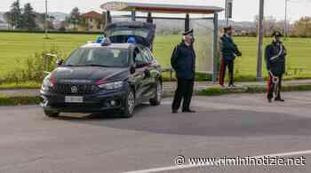 Santarcangelo di Romagna: minorenne denunciato dai Carabinieri per minaccia e percosse - RiminiNotizie.net - rimininotizie.net