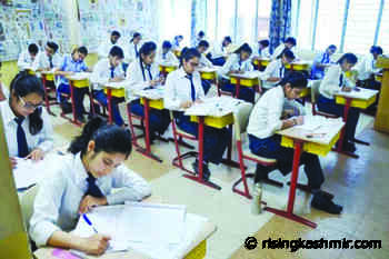 CBSE cancels class 10 exams, postpones ongoing 12th exams: MoE - Rising Kashmir