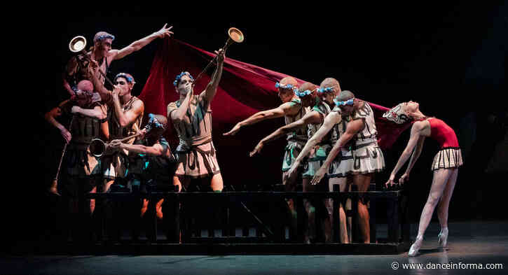 Recontextualizing legacy and versatility: New York City Ballet's 'Three Sides of Balanchine'