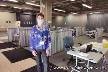 Mass COVID-19 vaccine clinics begin in Fort St. John - Alaska Highway News