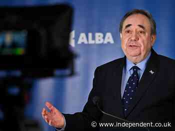 Alex Salmond 'does not know' if Russia was behind Salisbury nerve agent attack