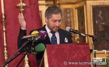 Francisco Barbancho Espada es nombrado pregonero de la Pasión para el año 2022 - Lucena Hoy