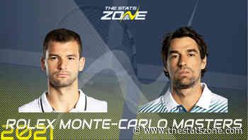 2021 Monte-Carlo Masters Second Round – Grigor Dimitrov vs Jeremy Chardy Preview & Prediction - The Stats Zone