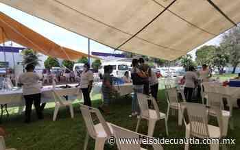 Se lleva a cabo la segunda jornada de vacunación en Tepalcingo y Jonacatepec - El Sol de Cuautla