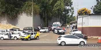 Tiros: Homem é assassinado em Jandaia do Sul - CGN
