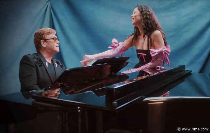 Hear Rina Sawayama's heartfelt new Elton John-featuring version of 'Chosen Family'