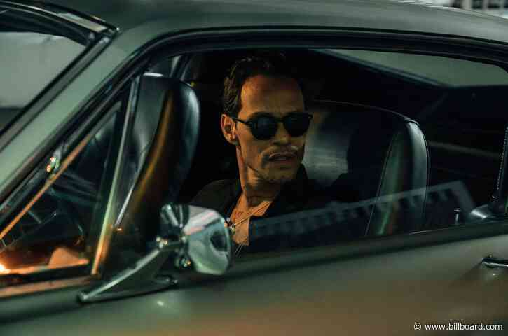 Marc Anthony to Executive-Produce New Comedy Series 'Liked'