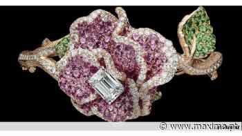 Diamantes, esmeraldas, safiras. Alta joalharia de Paris para mundo - Máxima