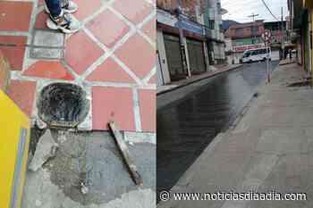 Hurto de medidores de agua «economía del crimen» que aumenta en Fusagasugá, Cundinamarca - Noticias Día a Día