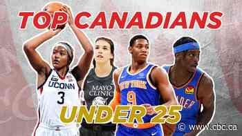 Who are the top Canadian basketball stars under 25? // North Courts