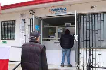 Farmacia Popular de Valle Hermoso retoma atención de público a contar del lunes 12 de abril – El Diario de La Ligua - El Diario de La Ligua