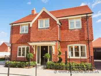 Construction work completed on new 95-home development in Aylesbury Vale - Bucks Herald