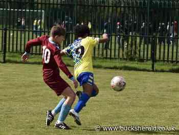 Goals galore as Aylesbury Vale Dynamos' youth football resumes - Bucks Herald