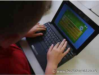 Huge number of laptops distributed to disadvantaged children in Aylesbury Vale and Buckinghamshire - Bucks Herald