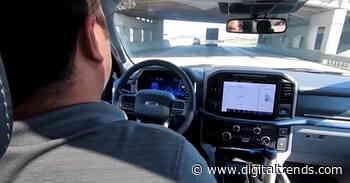 Watch Ford testing its next-gen driver-assist tech on a mega road trip
