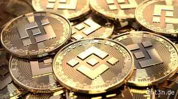 BNB entfesselt: Binance Coin steigt 20 Prozent an einem Tag - t3n – digital pioneers