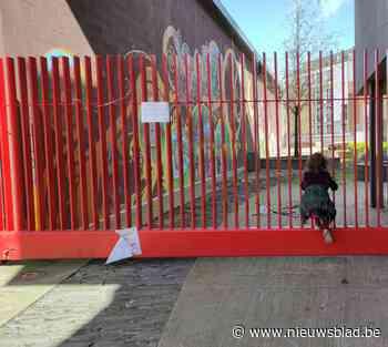 Buurtbewoners verzamelen 93 handtekeningen voor heropening Z... (Sint-Jans-Molenbeek) - Het Nieuwsblad