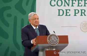 AMLO ve con agrado la fusión de Televisa y Univisión - El Arsenal, diario administrado y hecho por periodistas,
