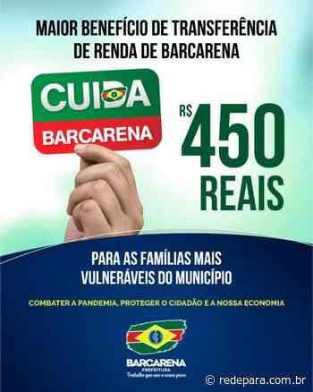 Câmara de Barcarena aprova Auxílio Emergencial de R$ 450,00 - REDEPARÁ