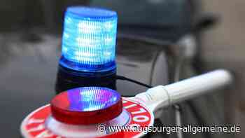 Polizisten stellen bei Autokontrolle Drogen und Messer sicher - Augsburger Allgemeine