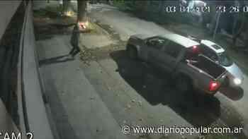 Llavallol: intentaron robar una camioneta a tiros - Popular