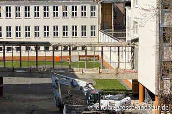 Zweiter Bauabschnitt am JSG Schleiden gestartet - Eifeler Presse Agentur - Nachrichten