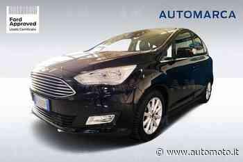 Vendo Ford C-Max 1.5 TDCi 120CV Start&Stop Titanium usata a Silea, Treviso (codice 8879813) - Automoto.it