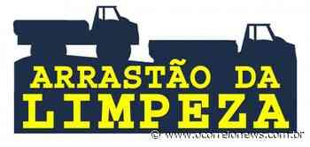 Arrastão de limpeza começa hoje no distrito de Pouso Alto - O Correio News